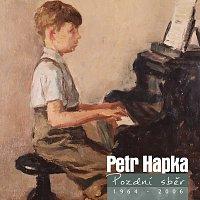Petr Hapka – Pozdni sber – CD