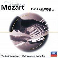 Vladimír Ashkenazy, Philharmonia Orchestra – Mozart: Piano Concertos Nos. 25 & 27 – CD