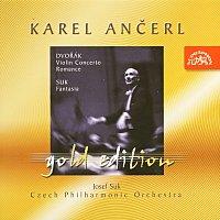 Česká filharmonie, Karel Ančerl – Ančerl Gold Edition 8. Dvořák: Koncert a Romance pro housle a orchestr - Suk: Fantazie pro housle a orchestr – CD