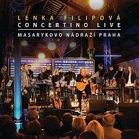 Lenka Filipová – Concertino Live - Masarykovo nadrazi Praha – CD+DVD