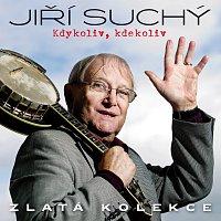 Jiří Suchý – Kdykoliv, kdekoliv - Zlatá kolekce – CD