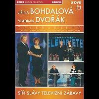 Jiřina Bohdalová, Vladimír Dvořák – Síň slávy televizní zábavy - Televarieté – DVD