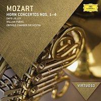 William Purvis, David Jolley, Orpheus Chamber Orchestra – Mozart: Horn Concertos Nos.1-4 – CD