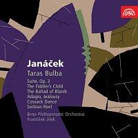 Filharmonie Brno, František Jílek – Janáček: Orchestrální dílo II (Taras Bulba, Adagio, Žárlivost, Šumařovo dítě) – CD