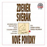 Zdeněk Svěrák, Daniela Kolářová – Svěrák: Nové povídky – CD