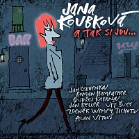 Jana Koubková – A tak si jdu... – CD