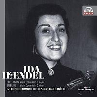 Ida Haendel, Česká filharmonie, Karel Ančerl – Beethoven, Sibelius: Houslové koncerty – CD