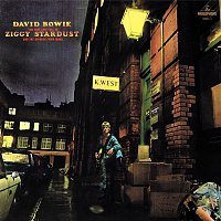 David Bowie – The Rise And Fall Of Ziggy Stardust And The Spiders From Mars (2012 Remastered Version) – LP