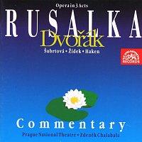 Orchestr Národního divadla, Zdeněk Chalabala – Dvořák: Rusalka. Opera o 3 dějstvích – CD
