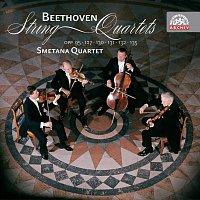 Smetanovo kvarteto – Beethoven: Smyčcové kvartety – CD