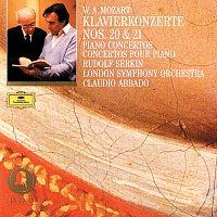 Rudolf Serkin, London Symphony Orchestra, Claudio Abbado – Mozart: Piano Concertos Nos.20, K. 466 & Nos. 21, K 467 – CD