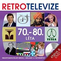 Různí interpreti – Retro Televize 70. - 80. léta – DVD