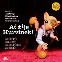 Divadlo S + H – Ať žije Hurvínek! – CD