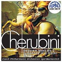 Česká filharmonie, Igor Markevitch – Cherubini: Rekviem, Symfonie č. 6 D dur, Medea. Předehra – CD