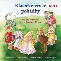 Různí interpreti – Němcová, Erben: Klasické české pohádky – CD
