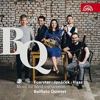 Belfiato Quintet – Janáček, Foerster & Haas: Hudba pro dechové nástroje – CD