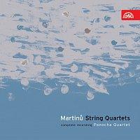 Panochovo kvarteto – Martinů: Smyčcové kvartety - komplet – CD