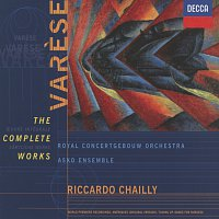 Royal Concertgebouw Orchestra, Riccardo Chailly, Asko Ensemble – Varese: The Complete Works [2 CDs] – CD