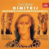 Česká filharmonie, Gerd Albrecht – Dvořák: Dimitrij. Velká opera o 4 dějstvích - komplet – CD