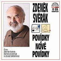 Zdeněk Svěrák – Svěrák: Povídky a Nové povídky Komplet – CD