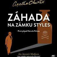 Jaromír Meduna – Záhada na zámku Styles - První případ Hercula Poirota (MP3-CD) – CD-MP3