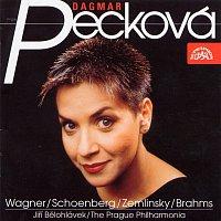 Dagmar Pecková, Pražská komorní filharmonie, Jiří Bělohlávek – Wagner, Schönberg, Zemlinsky, Brahms: Písňový recitál – CD
