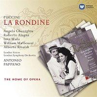 Angela Gheorghiu, Roberto Alagna, London Symphony Orchestra, Antonio Pappano – Puccini: La Rondine – CD