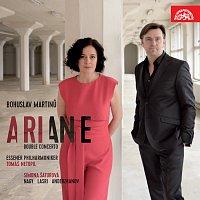 Simona Šaturová, Filharmonie Essen, Tomáš Netopil – Martinů: Ariane, Dvojkoncert – CD