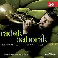 Radek Baborák – Pokorný, Rössler- Rosetti, Stich-Punto: Koncerty pro lesní roh a orchestr – CD