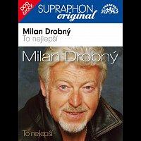 Milan Drobný – To nejlepší / Supraphon - Original – CD