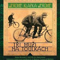 Otakar Brousek – Tři muži na toulkách (MP3-CD) – CD-MP3