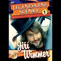Jiří Wimmer – Legendární scénky – DVD