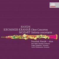 František Hanták – Krommer-Kramář, Haydn: Hobojové koncerty - Mozart: Sinfonia concertante – CD