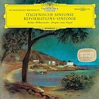 "Berliner Philharmoniker, Lorin Maazel – Mendelssohn: Symphonies Nos.4 ""Italian"" & 5 ""Reformation"" – LP"