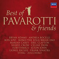 Luciano Pavarotti – Best Of Pavarotti & Friends - The Duets – CD