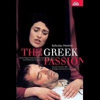 Filharmonie Brno, Sir Charles Mackerras – Martinů: Řecké pašije. Opera o 4 dějstvích – DVD