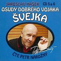 Petr Nárožný – Hašek: Osudy dobrého vojáka Švejka CD 5 & 6 – CD