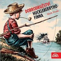 Různí interpreti – Twain: Dobrodružství Huckleberryho Finna – CD