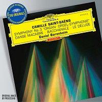"""Chicago Symphony Orchestra, Orchestre de Paris, Daniel Barenboim – Saint-Saens: Symphony No.3 """"Organ""""; Bacchanale from """"Samson et Dalila""""; Prélude from """"Le Déluge""""; Danse macabre – CD"""