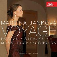 Martina Janková – Voyage. Písňový recitál - Musorgskij, Dvořák, Strauss & Schoeck – CD