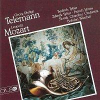 Bohdan Warchal – Telemann,G.P.-Mozart,L. Dechové koncerty – CD