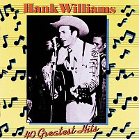 Hank Williams – 40 Greatest Hits – CD