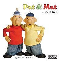 Pavel Zedníček – Pat a Mat – CD