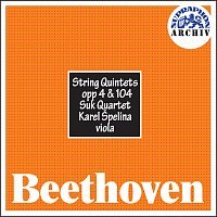 Sukovo kvarteto, Karel Špelina – Beethoven: Smyčcové kvintety, op. 4 , 104 – CD