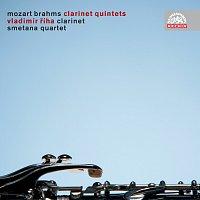 Vladimír Říha, Smetanovo kvarteto – Mozart, Brahms: Klarinetové kvintety – CD