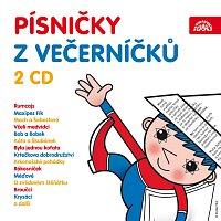 Různí interpreti – Písničky z Večerníčků – CD