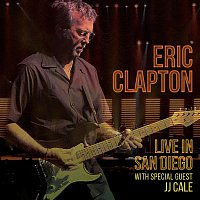 Eric Clapton – Live in San Diego (with Special Guest JJ Cale) – CD