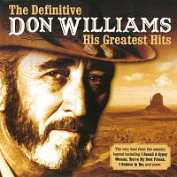 Don Williams – The Definitive - His Greatest Hits – CD