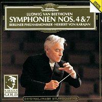 Berliner Philharmoniker, Herbert von Karajan – Beethoven: Symphonies Nos.4 & 7 – CD