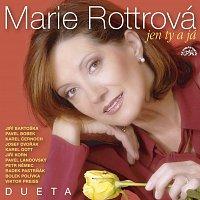 Marie Rottrová – Jen ty a já Dueta – CD